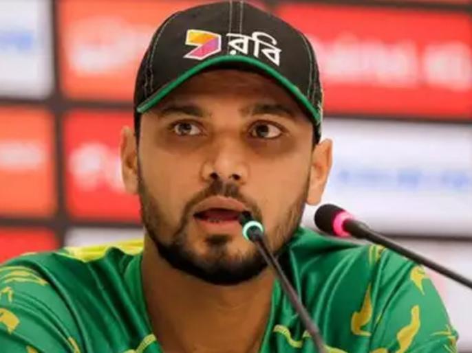 Mashrafe Mortaza asks BCB for time to ponder ODI future | बांग्लादेश के वनडे कप्तान मशरफे मुर्तजा ने संन्यास पर फैसले के लिए मांगा वक्त