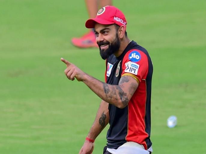 IPL 2021 Mohammed Azharuddeen reveals how Virat Kohli welcomed him to the RCB   IPL 2021 Auction: 37 गेंद पर शतक जड़ने वाले इस खिलाड़ी को विराट कोहली ने किया मैसेज, RCB में शामिल होने पर दी बधाई