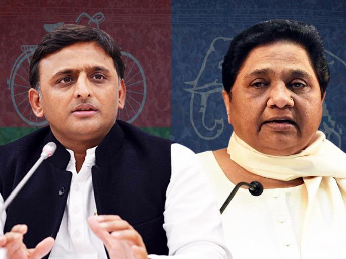 mayawati law and order akhilesh yadav yogi adityanath | बार काउंसिल अध्यक्ष की हत्या पर मायावती-अखिलेश का योगी सरकार पर हमला, कहा- यूपी में बीजेपी सरकार में बढ़ा जंगलराज