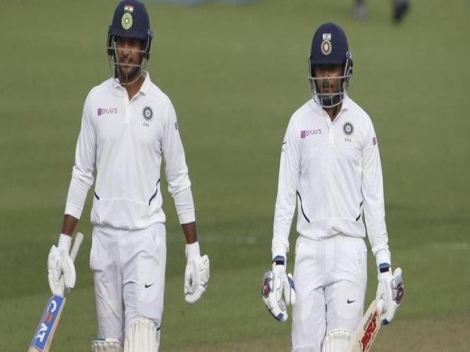 Mayank Agarwal Rishabh Pant shine as warm-up game against New Zealand XI ends in draw   IND vs NZXI, Practice Match: बर्थडे पर जमकर चला मयंक अग्रवाल का बल्ला, ऋषभ पंत ने भी खेली दमदार पारी