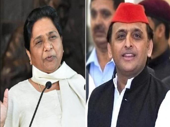 Shiv sena comment on Mahagathbandhan SP-BSP Alliance   सपा-बसपा के गठबंधन ने 'महागठबंधन' पर सवालिया निशान खड़े कर दिए हैं: शिवसेना