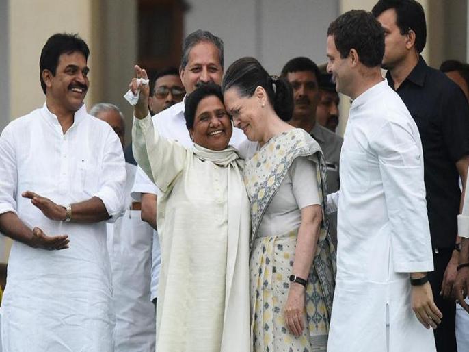 Ved Pratap Vaidik's blog: Mayawati's changing times | बसपा सुप्रीमो मायावती के बदलते तेवर, कांग्रेस को अछूत घोषित कर 2019 के चुनावों में BJP की कर दी जीत लगभग पक्की