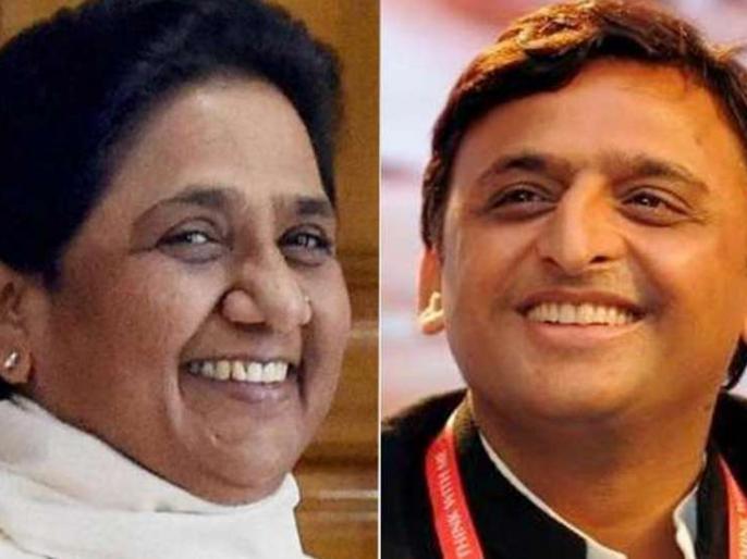 SP AND BSP will fight on 37-37 seats, tommorow a joint press confrence | सपा और बसपा लड़ सकते हैं 37-37 सीटों पर चुनाव, इन 6 सीटों पर नहीं उतारेंगे उम्मीदवार