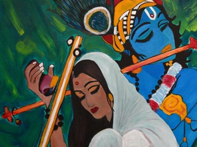 meera bai jayanti 2019 katha life history hindi date timing meera bai death story | Meerabai Jayanti 2019: श्रीकृष्ण की दीवानी थीं मीराबाई, जानिए पति की मौत के बाद क्या हुआ उनके साथ