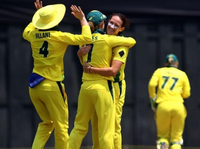 Australian Megan Schutt becomes first woman to take two hat-tricks in white ball cricket | इस आस्ट्रेलियाई पेसर ने दूसरी हैट-ट्रिक लेकर रचा इतिहास, बनीं ये कारनामा करने वाली पहली महिला क्रिकेटर