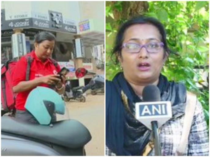 Karnataka: Zomato food delivery executive Meghna Das contesting MCC polls on Congress ticket in Mangaluru | इस Zomato डिलीवरी गर्ल को सिटी कॉर्पोरेशन चुनाव के लिए कांग्रेस ने दिया टिकट
