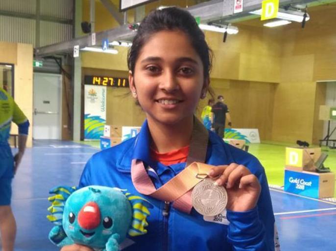 Mehuli Ghosh shoots 10m air rifle gold as India wins nine medals in South Asian Games | South Asian Games: मेहुली घोष ने 10 मीटर एयर राइफल विश्व रिकॉर्ड से बेहतर स्कोर के साथ जीता गोल्ड मेडल