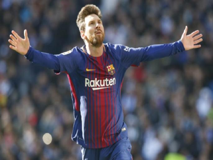 Lionel Messi confirms he will stay at Barcelona | लियोनेल मेसी ने किया अटकलों का अंत, कहा, 'बार्सीलोना के साथ रहूंगा'