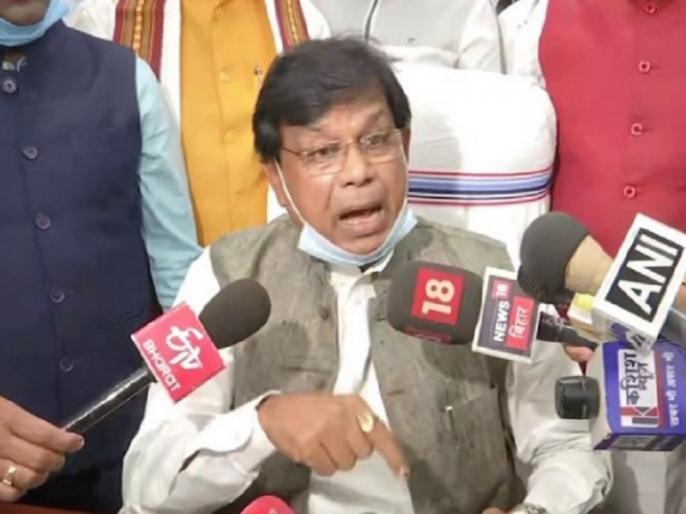 Bihar JDU MLA Mewalal Choudhary passes away due to covid 19 in Patna | बिहार: जदयू विधायक मेवालाल चौधरी का निधन, कोरोना संक्रमित होने के बाद पटना के अस्पताल में थे भर्ती