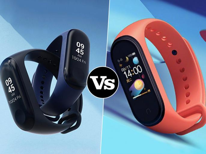Mi Band 4 vs Mi Band 3 Complete analysis review, display features, specification, battery information latest technology news today | Mi Band 4 vs Mi Band 3 : डिस्प्ले से लेकर बैटरी तक, जानें किन फीचर्स में अलग है मी बैंड 4