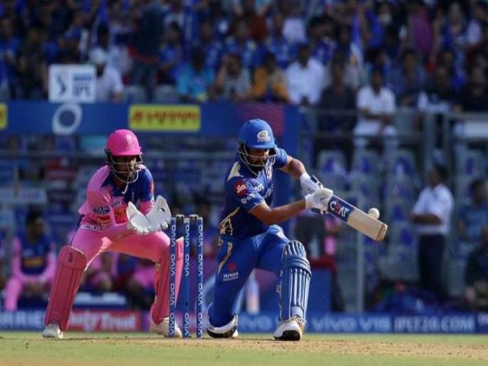 IPL 2020 mumbai win against rajasthan made many new recored in this match | IPL 2020: राजस्थान को लगातार तीसरी बार मिली करारी हार, जीत के साथ मुंबई ने बनाए कई बड़े रिकॉर्ड