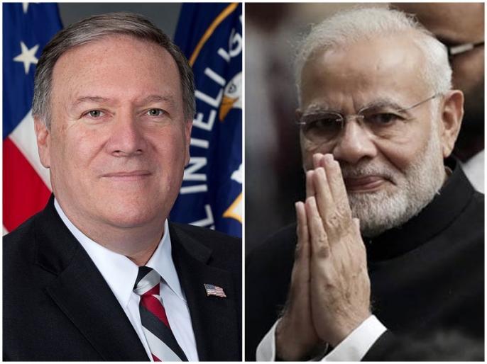 Mike Pompeo says I was not surprised to see glorious victory of PM Modi, already knew it | अमेरिकी विदेश मंत्री माइक पोम्पियो ने कहा- पीएम मोदी की शानदार जीत से हैरानी नहीं हुई, 'मोदी है तो मुमकिन है'