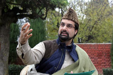 jammu kashmirHurriyat Conference Mirwaiz Umar Farooq Government withdrew decisionrelease   हुर्रियत कांफ्रेंस ने कहा-सरकार मीरवाइजउमर फारूक को रिहा करने के फैसले से पीछे हटी