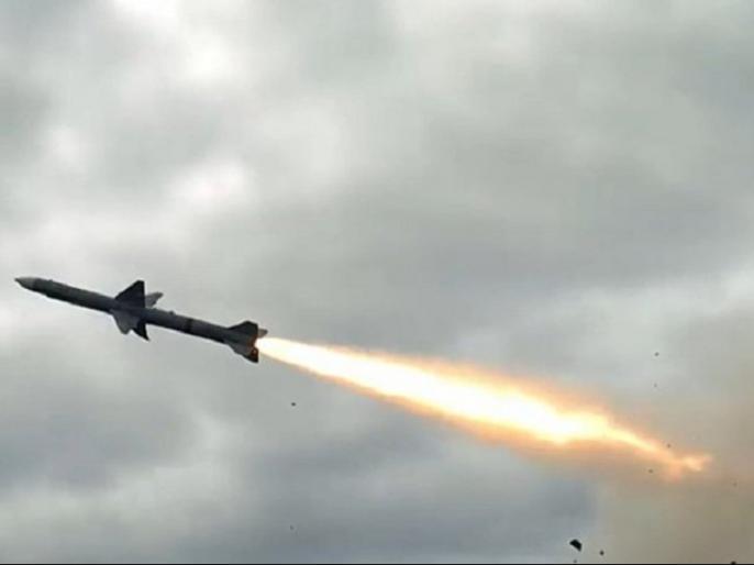 Anti-tank missile developed by DRDO successfully fired | भारत ने एंटी टैंक गाइडेड मिसाइल का किया सफल परीक्षण, सेना की क्षमता में होगी अभूतपूर्व वृद्धि