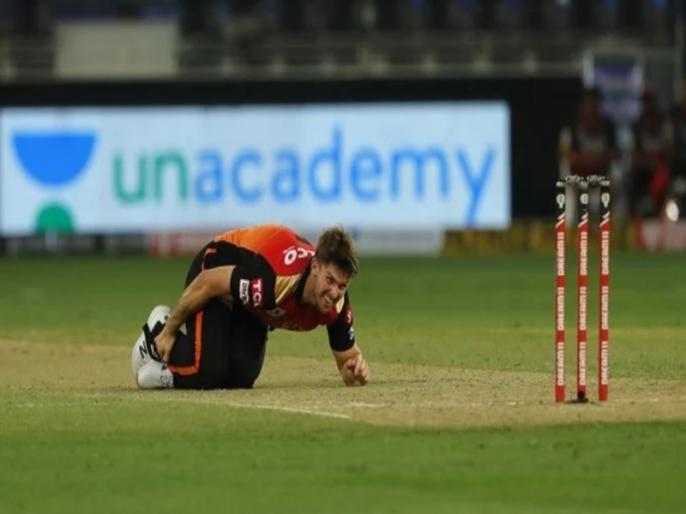 Mitchell Marsh likely to be ruled out of IPL 2020 due to ankle injury Report   IPL 2020: हैदराबाद को लग सकता है बड़ा झटका, चोट की वजह से पूरे आईपीएल से बाहर हो सकता है यह खिलाड़ी