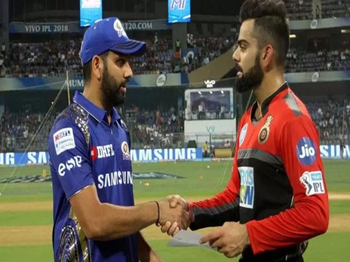 IPL 2021 MI vs RCB Playing XI | IPL 2021, MI vs RCB Playing XI: विराट कोहली ने टॉस जीतकर गेंदबाजी चुनी, यहां जानें दोनों ही टीमों की प्लेइंग इलेवन