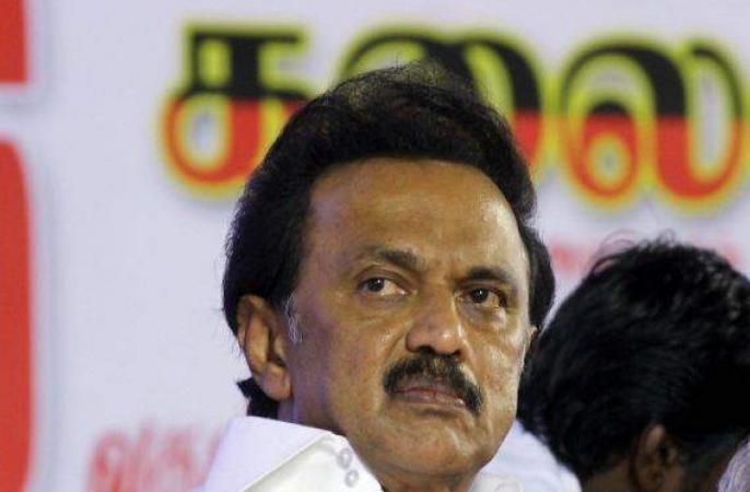 Dravida Munnetra KazhagamMK StalinTwittertrending nine hours#goback stalin | द्रविड़ मुनेत्र कड़गमः ट्विटर पर एम के स्टालिन का विरोध, नौ घंटे से अधिक तक ट्रेंड करता रहा, #goback stalin