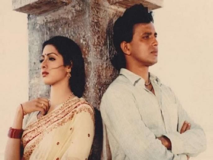 Image result for mithun and Sridevi