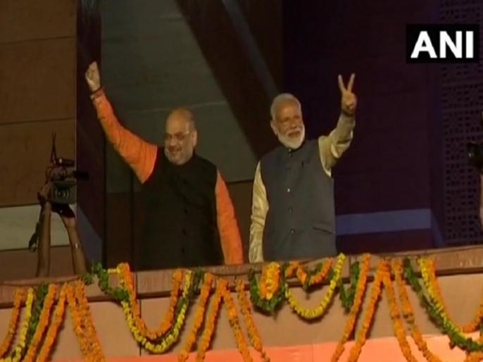 lok sabha election 2019 results live updates top headlines of chunav counting | Lok Sabha Election 2019 Results: बीजेपी की बंपर जीत के बाद पीएम मोदी का संबोधन, कहा- मेघराज भी मना रहे हैं खुशी