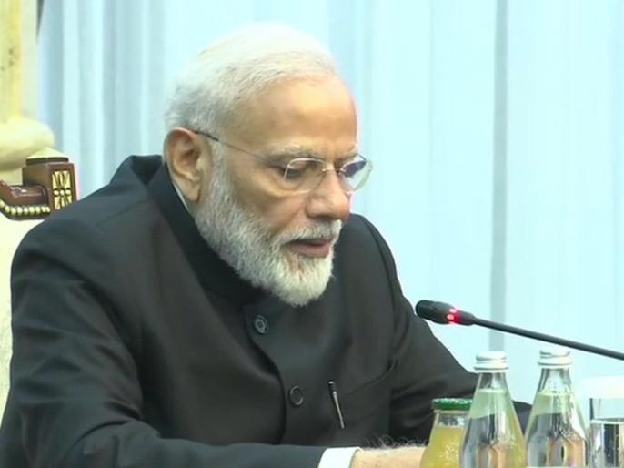 PM Modi says, India and Kyrgyzstan now have Blueprint to increase bilateral trade in next 5 years | पीएम मोदी ने कहा- भारत, किर्गीस्तान ने द्विपक्षीय व्यापार बढ़ाने के लिए अगले 5 साल का खाका कर लिया तैयार