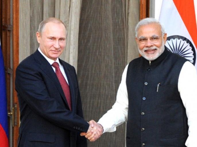 Coronavirus: Russian President Putin also wishes for steps taken by Modi in India, talks on telephone | Coronavirus: रूसी राष्ट्रपति पुतिन ने भी भारत में पीएम मोदी द्वारा उठाए गए कदमों के लिए शुभकामनाएं दीं, टेलीफोन पर की बात