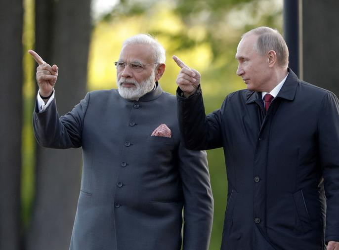 India will sign defence logistic share agreement with russia after america and france | अमेरिका और फ्रांस के बाद रूस के साथ इस ऐतिहासिक डील से चंद कदम दूर है भारत