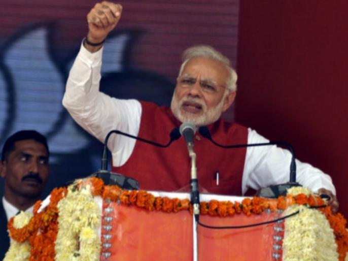 Tripura assembly election 2018: Prime minister narendra Modi targets on Congress and cpm Manik Sarkar, say - friendship in Delhi, wrestling in Tripura? | त्रिपुरा विधानसभा चुनाव 2018: पीएम मोदी ने साधा कांग्रेस और मानिक सरकार पर निशाना, बोले- दिल्ली में दोस्ती, त्रिपुरा में कुश्ती?