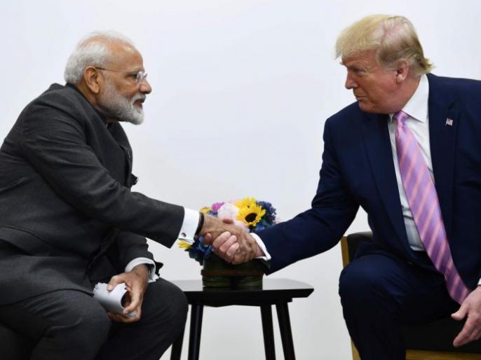 Howdy Modi: US President Donald Trump tweet, PM Modi replied | Howdy Modi: ह्यूस्टन रवाना होने से पहले अमेरिकी राष्ट्रपति डोनाल्ड ट्रंप ने किया ट्वीट-दोस्त से मिलूंगा, पीएम मोदी ने यूं दिया जवाब