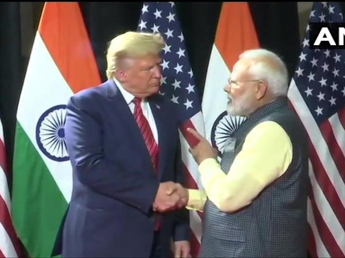 """PM narendra Modi, Donald Trump Discuss situation on the India-China border"""", George Floyd Protests   PM मोदी-डोनाल्ड ट्रंप के बीच हुई बात, भारत-चीन सीमा की स्थिति और अमेरिका में चल रहे प्रदर्शनों पर चर्चा"""