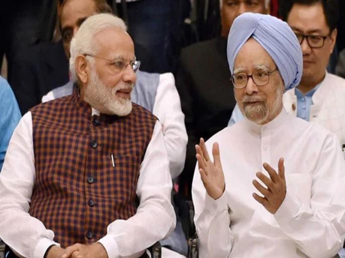 Manmohan Singh writes to PM Modi gives 5 suggestions to tackle Covid-19 crisis | कोरोना वायरस के बढ़ते मामलों पर मनमोहन सिंह ने पीएम नरेंद्र मोदी को लिखा लेटर, कहा- ज्यादा टीकाकरण से ही जीतेंगे 'जंग'