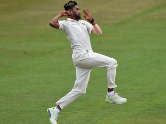 India vsAustralia: Mohammed Siraj, Shardul Thakur to fight for fifth pacer's slot in Test series | ऑस्ट्रेलिया में टेस्ट सीरीज, पांचवें तेज गेंदबाज के लिए मोहम्मद सिराज और शार्दुल ठाकुर की दावेदारी
