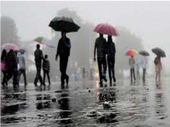 Madhya Pradesh Weather Report: Rain in Ujjain, Jabalpur, heavy rain warning for these six districts | Madhya Pradesh Weather Report: उज्जैन, जबलपुर में बारिश, इन छह जिलों के लिए भारी वर्षा की चेतावनी