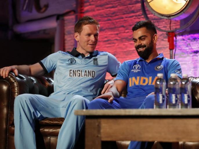 World Cup 2019: Virat Kohli predicts the first team to score 500 runs in ODI cricket | World Cup में कौन सी टीम बनाएगी 500 रन, फेसबुक लाइव में कोहली ने किया खुलासा