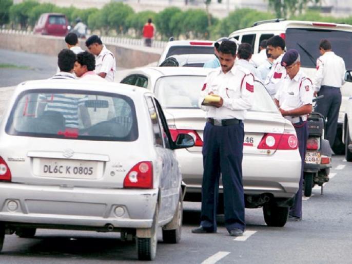 Gujarat government reduces fines under the new Motor Vehicles Act | नये मोटर वाहन अधिनियम के तहत जुर्माने को गुजरात सरकार ने किया कम