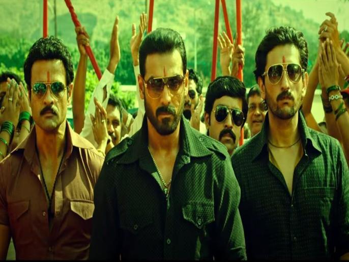 Mumbai Saga Teaser John Abraham and Emraan Hashmi spill the blood in Sanjay Gupta return to gangster cinema | Mumbai Saga Teaser: जॉन अब्राहम-इमरान हाशमी की फिल्म 'मुंबई सागा' का टीजर रिलीज, सुनील शेट्टी की हुई दमदार वापसी