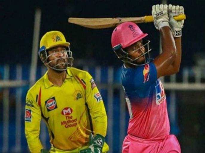 CSK vs RR Predicted Playing 11 IPL 2021 Latest toss Updates sanju samson won toss | IPL 2021, CSK vs RR: संजू सैमसन ने जीता टॉस, बड़ा स्कोर बनाना चाहेंगे धोनी के धुरंधर