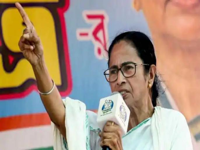 I am not afraid of anyone, I cannot be scared of jail: Mamta Banerjee   मैं किसी से नहीं डरती, मुझे जेल से नहीं डराया जा सकता : ममता बनर्जी