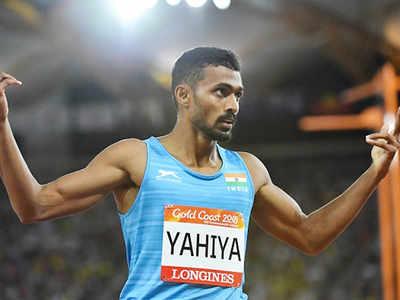 Indian runner Mohammad Anas wins gold medal with enhanced value, national record improvement   भारतीय धावक मोहम्मद अनस ने बढ़ाया देश का मान, राष्ट्रीय रिकार्ड में सुधार के साथ जीता गोल्ड मेडल