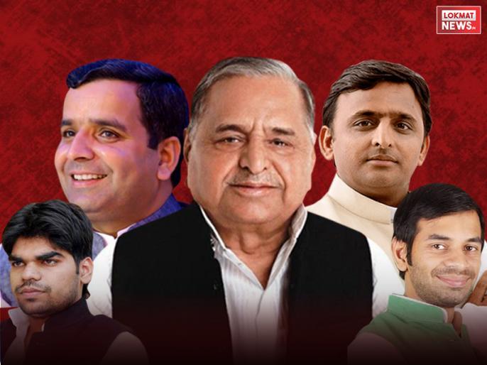 uttar pradesh lok sabha results 2019 samajwadi party lose some seat | यूपी चुनाव परिणाम: मुलायम सिंह यादव परिवार को लग सकता है दो सीटों पर झटका, सपा के गढ़ में बज सकता है बीजेपी का डंका