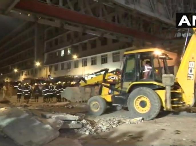 mumbai footover bridge accident: Congress demanded dismissal of Piyush Goyal | फुटओवर ब्रिज हादसे पर शुरू हुई सियासत, कांग्रेस ने की पीयूष गोयल की बर्खास्तगी की मांग