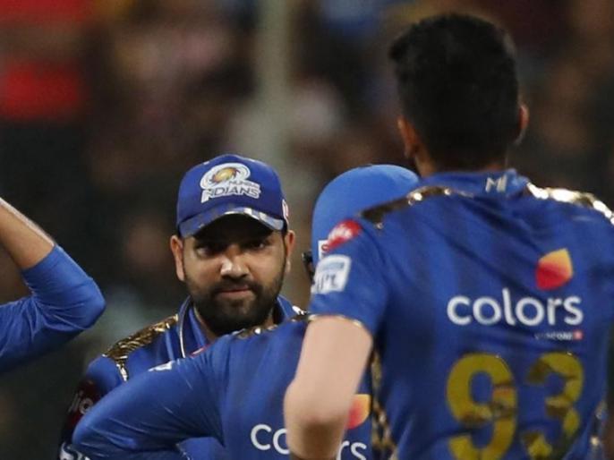 IPL 2021Mumbai Indians captain Rohit Sharma We should have batted better in middle overs lose against Delhi | IPL 2021:रोहित शर्मा बोले-शुरुआत का फायदा नहीं उठा पाए,दिल्ली के गेंदबाजों ने बेहतर काम किया