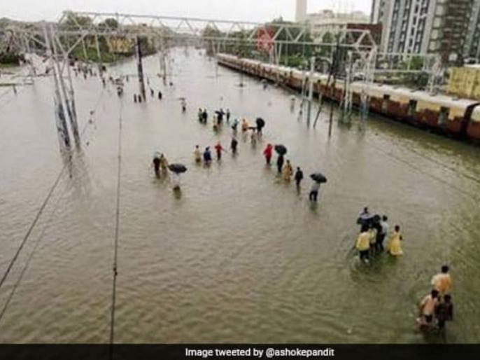 Climate Change: mumbai will suffer $ 920 billion in damages by 2050, the report claims | Climate Change: बाढ़ की वजह से 2050 तक देश की आर्थिक राजधानी को होगा 920 बिलियन डॉलर का नुकसान, रिपोर्ट में दावा