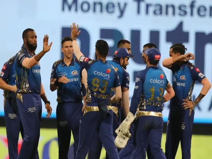 IPL 2021 MI vs SRH Mumbai Indians won by 13 runs against Sunrisers Hyderabad   IPL 2021: फिर फिसड्डी साबित हुए बल्लेबाज, लगातार दूसरी बार जीती हुई बाजी हार गई हैदराबाद, मुंबई ने 13 रन से जीता मैच