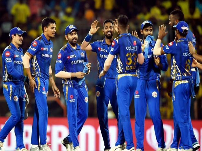 IPL 2021 KKR vs MI andre russell and dinesh kartik help win against mumbai indians | मुंबई इंडियंस की दमदार वापसी, रोमांचक मुकाबले में केकेआर को 10 रनों से हराया, राहुल चहर ने झटके 4 विकेट