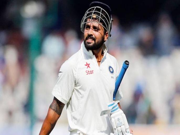 Somerset sign Murali Vijay for County games | टीम इंडिया में नहीं मिल रहा मौका, अब इनकी ओर से खेलेंगे मुरली विजय
