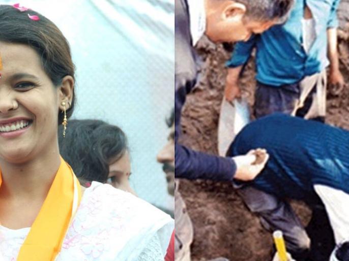 BJP leader Murdered girl after watching Drishyam, 5 Arrested | 'दृश्यम' फिल्म की तर्ज पर बीजेपी नेता ने किया युवती का मर्डर, जांच में पुलिस भी चकरा गई!