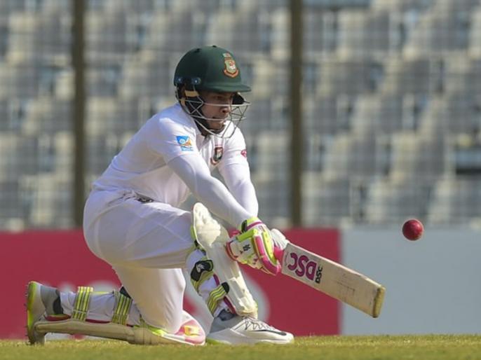 Mushfiqur double century leaves Bangladesh on top | Ban vs Zim: मशफिकुर रहीम का नाबाद दोहरा शतक, बांग्लादेश के खिलाफ जिम्बाब्वे पर पारी की हार का खतरा