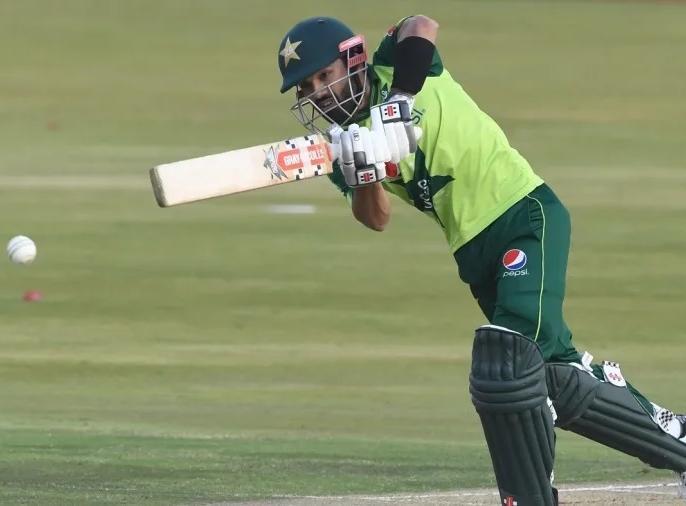 Mohammad Rizwan unbeaten 82 and Qadir three-for seal it for Pakistan | ZIM vs PAK: मोहम्मद रिजवान की धमाकेदार बल्लेबाजी,पाकिस्तान ने जिम्ब्वावे को 11 रन से हराया