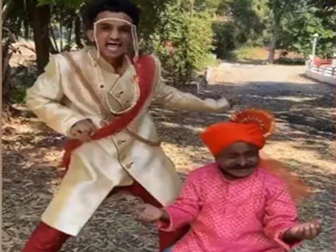 The groom shared a dance with a friend on Tony Kakkar song, the singer shared viral video   VIDEO: टोनी कक्कड़ के 'नाच मेरी लैला' गाने पर दूल्हे ने किया जबरदस्त डांस, सिंगर ने खुद शेयर किया वीडियो