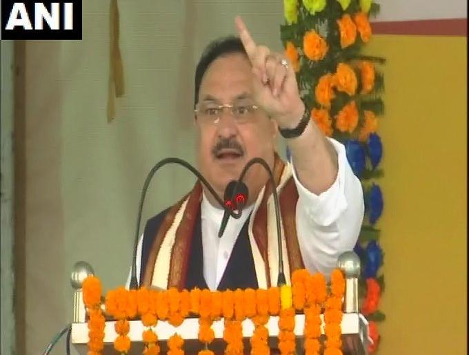 Bihar assembly elections 2020BJP jp naddarebellion 43 leaders shown outLJP reached rebel   Bihar Elections 2020: बगावत से परेशान भाजपा,43 नेताओं को बाहर का रास्ता दिखाया, बागी पहुंचेलोजपा